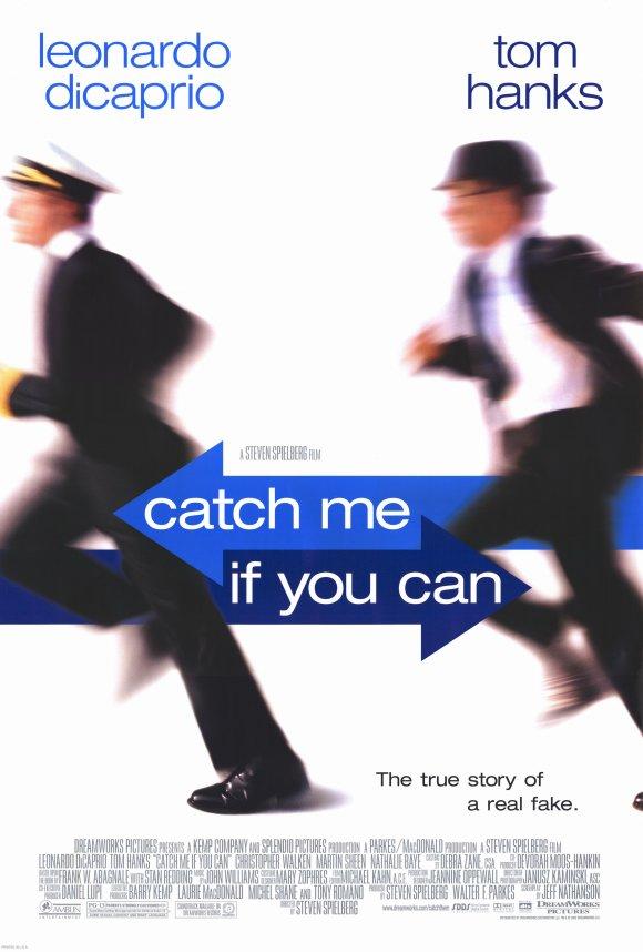 Catch Me If You Can 2002 سیر مشاهدتی